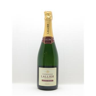 Champagne Lallier Grand Cru NV thumbnail