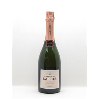 Champagne Lallier Grand Cru Rose NV thumbnail
