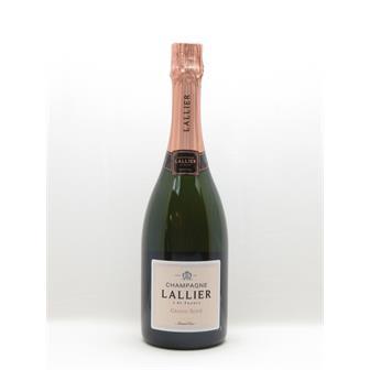 Champagne Lallier Grand Cru Rose NV thumbnail