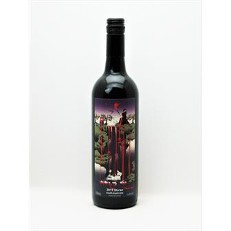 Free Run Juice Samurai Shiraz 2019 South Australia thumbnail