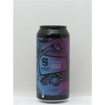 Siren Futurist Gluten Free Session IPA 440ml thumbnail