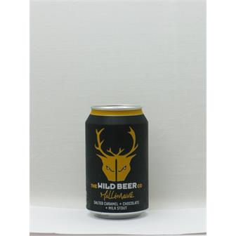 Wild Beer Co Millionaire Milk Stout Somerset thumbnail