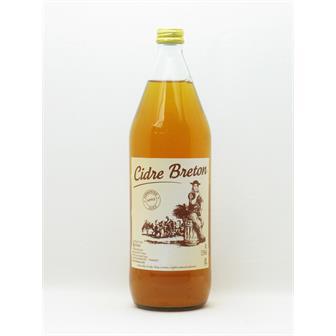 Guillet Cidre Breton 1LITRE Brittany thumbnail