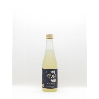Akashi Tai Junmai Daiginjo Genshu Sake 300ml Japan thumbnail