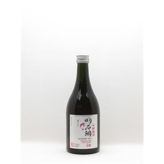 Akashi Tai Shiraume Umeshu Ginjo Plum Sake 500ml Japan thumbnail