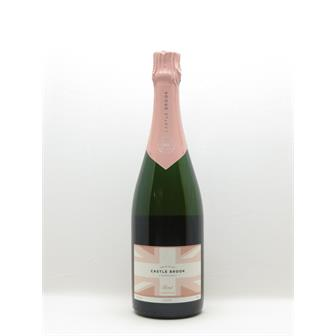 Castle Brook Brut Cuvee Rose 2013 Herefordshire thumbnail