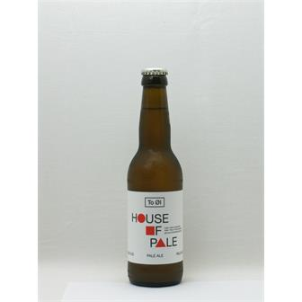 To Ol: House of Pale Pale Ale Denmark 330ml thumbnail