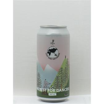 Lost and Grounded No Rest For Dancers Amber Ale Bristol 440ml CAN thumbnail