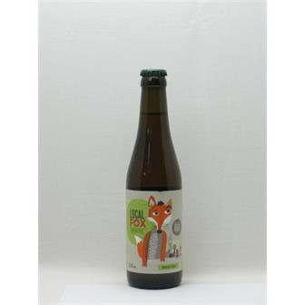 The Orchard Project Local Fox Rambler Cider 2018 6.3% 330ml Walthamstow thumbnail