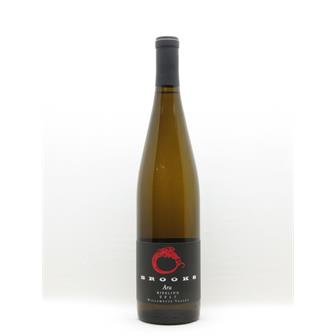 Brooks Ara Riesling 2017 Oregon thumbnail