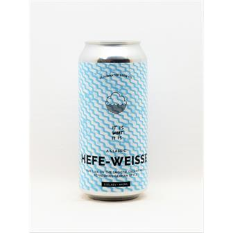 Cloudwater It Is What It Is Hefeweizen 440ml Manchester thumbnail