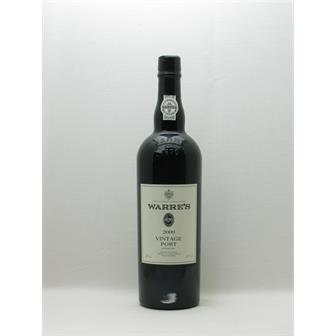 Warres Vintage Port 2000 Douro thumbnail