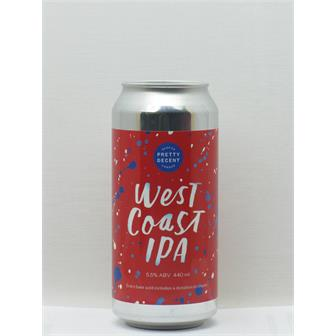 Pretty Decent West Coast IPA Forest Gate thumbnail