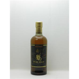 Nikka Taketsuru Malt 2014 Release/Black Label 43% Japan thumbnail