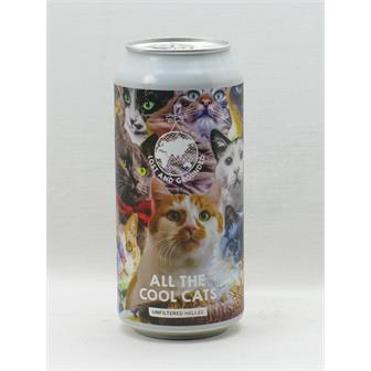 Lost and Grounded All The Cool Cats Helles 440ml CAN thumbnail