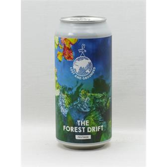 Lost and Grounded Forest Drift Festbier Bristol 440ml thumbnail