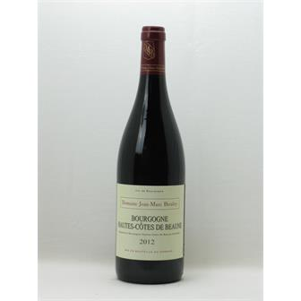 Jean Marc Bouley Bourgogne Hautes Cotes de Beaune 2012 thumbnail