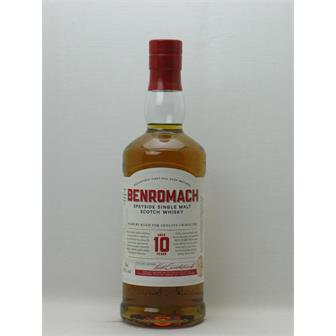 Benromach 10 Year Old Single Malt 43% Scotland thumbnail
