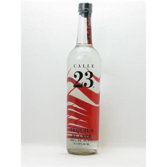 Calle 23 Tequila Blanco Mexico thumbnail