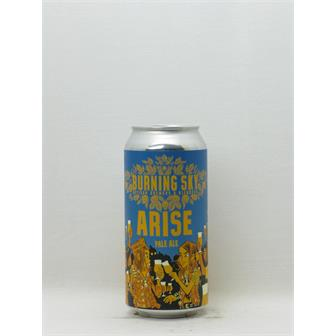 Burning Sky Arise Session Pale Sussex 440ml thumbnail