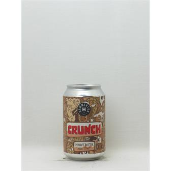 Hammerton Brewery Crunch Peanut Butter Milk Stout Islington 330ml thumbnail