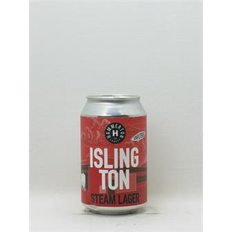 Hammerton Brewery Islington Steam Lager 330ml thumbnail