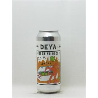 DEYA Something Good ELEVEN Amber IPA 500ml thumbnail