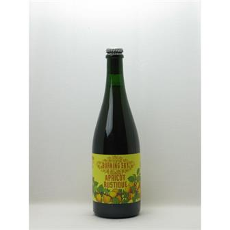 Burning Sky Apricot Rustique Belgian Pale with Apricot 8.5% 750ml Firle thumbnail