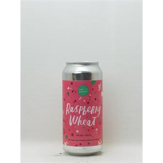 Pretty Decent Raspberry Wheat Beer Forest Gate 440ml thumbnail