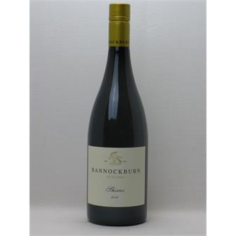 Bannockburn Shiraz 2016 Geelong thumbnail