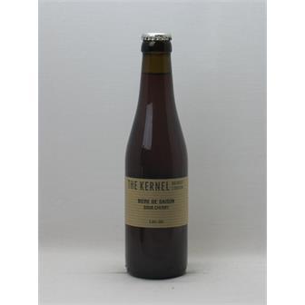 The Kernel Biere de Saison Sour Cherry 5% 330ml