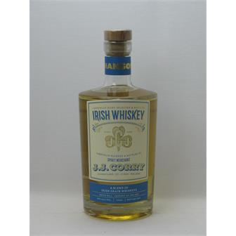 J J Corry The Hanson Single Grain Whiskey 46% Ireland thumbnail