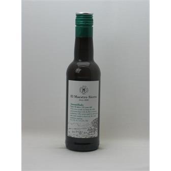 El Maestro Sierra Amontillado Half Bottle Jerez thumbnail