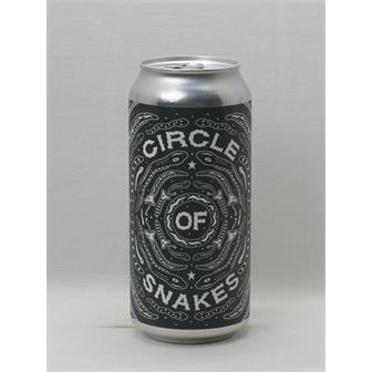 Black Iris Circle of Snakes DIPA 8% 440ml Nottingham thumbnail