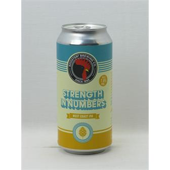 Roosters Strength In Numbers West Coast IPA 7% 440ml Harrogate thumbnail