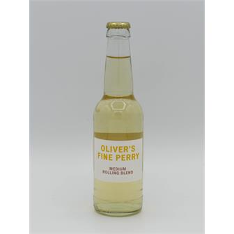 Olivers Fine Perry Rolling Blend 6% 330ml Herefordshire thumbnail