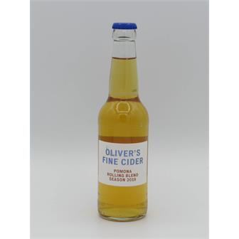 Olivers Pomona Rolling Blend 6.8% 330ml Herefordshire thumbnail