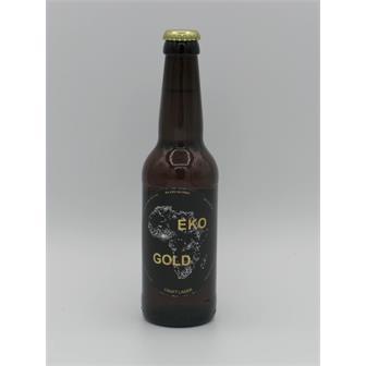 Eko Brewery Gold Lager 330ml London thumbnail
