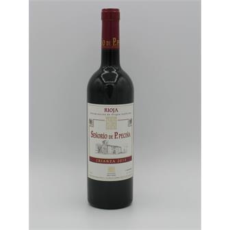 Senorio de Pecina Rioja Crianza 2014  thumbnail