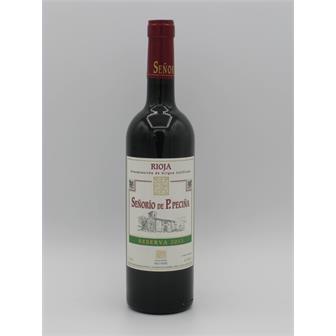 Senorio de Pecina Reserva 2013 Rioja thumbnail