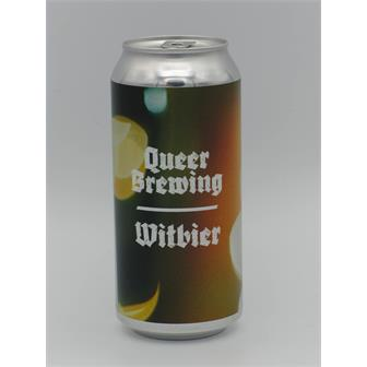 Queer Brewing Flowers Witbier 440ml thumbnail