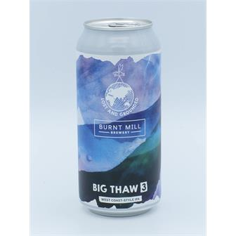 Lost and Grounded Big Thaw 3 Westie 6.8% 440ml Bristol thumbnail