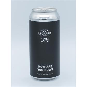 Rock Leopard How Are You Now? DIPA 8% 440ml Welling thumbnail