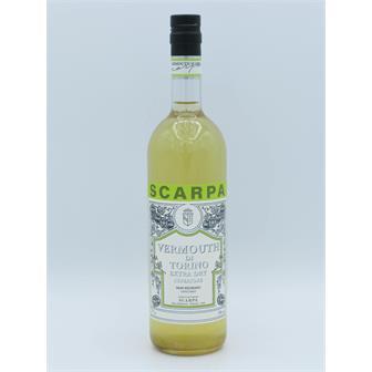 Scarpa Vermouth di Torino Extra Dry 18% Piedmont thumbnail