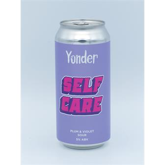 Yonder Self Care Plum & Violet Sour 5% 440ml Somerset thumbnail