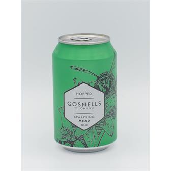 Gosnells Hopped Mead 4% 330ml Peckham thumbnail