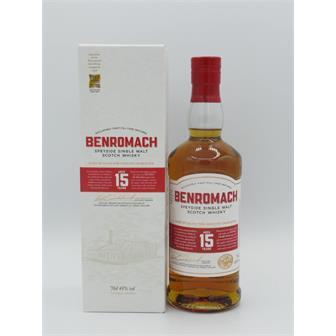 Benromach 15 Year Old Single Malt 43% Scotland thumbnail