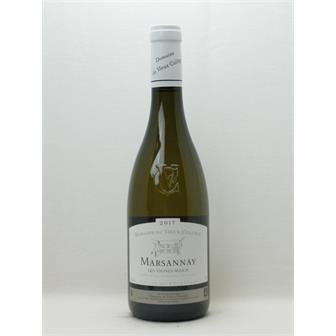 Vieux College Marsannay Blanc Les Vignes Marie 2018 Burgundy