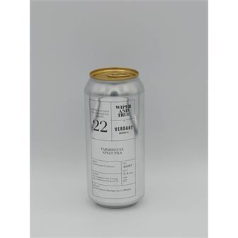 Wiper & True x Verdant Farmhouse Pils 5.4% 440ml Bristol thumbnail