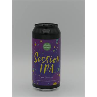Pretty Decent Session IPA 440ml Forest Gate thumbnail
